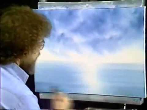 bob-ross---gemälde-das-meer---malerei-video