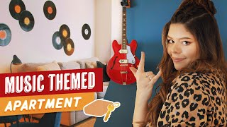 we designed a music themed apartment! | Upgrade My Stay