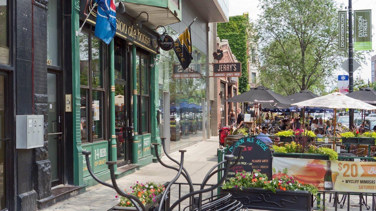 Best Restaurants On Division Street Chicago