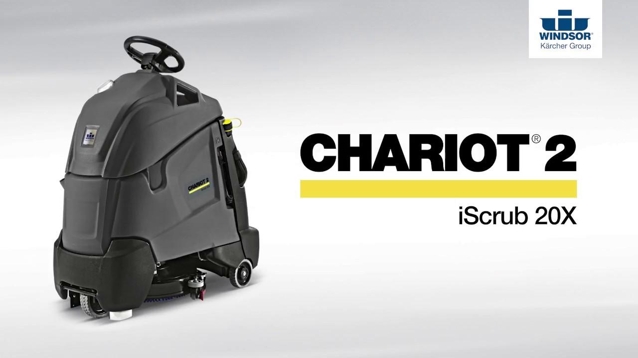 chariot 2 iscrub 20x manual