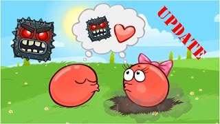 - RED BALL 4 Volume 5 INTO THE CAVE New update all Level 61 75