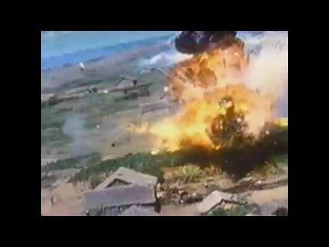 CCR- Fortunate Son with vietnam war footage