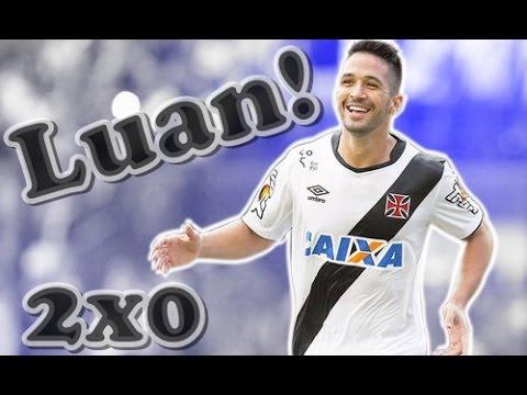 Gol Luan - Vasco 2 x 0 Brasil de Pelotas - 09/07/2016