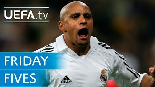 Roberto Carlos: 5 great goals