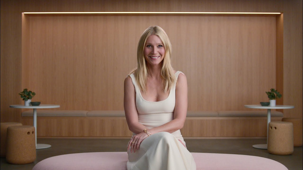 'The work begins when you get married': Gwyneth Paltrow on her ...