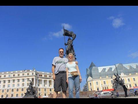 VLADIVOSTOK RUSSIA - a day as a tourist - RIPPER FILMS