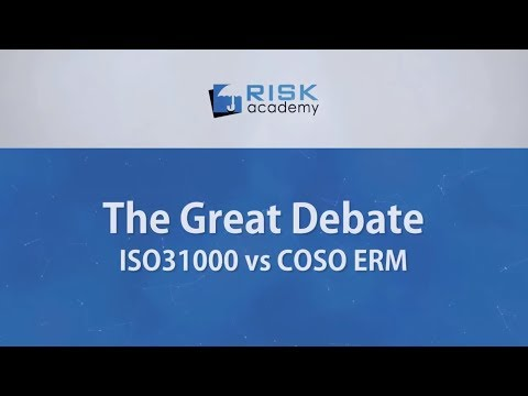 90. ISO 31000 vs COSO ERM - The Great Debate
