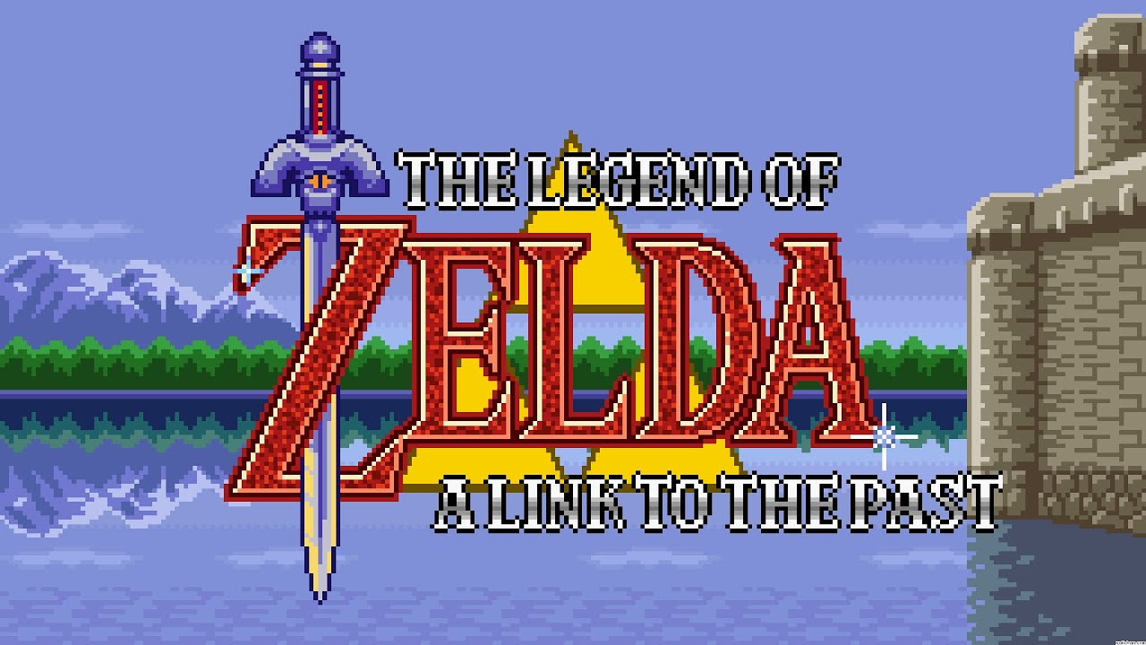Juegos Retro Zelda A Link To The Past 5 Gran Final En Vivo