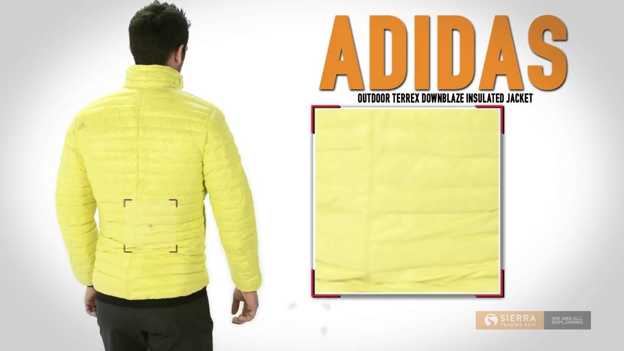 Downblaze Powerfor Down Jacket Fill Outdoor Adidas 700 Men Terrex ZOXPkuTwi