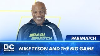 Mike Tyson and the Вig Game start