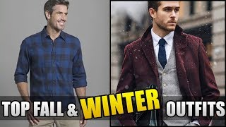THESE 3 Outfits Will Attract ANY GIRL You Want! | Best Fall & Winter Outfits for Men (Style Tips)