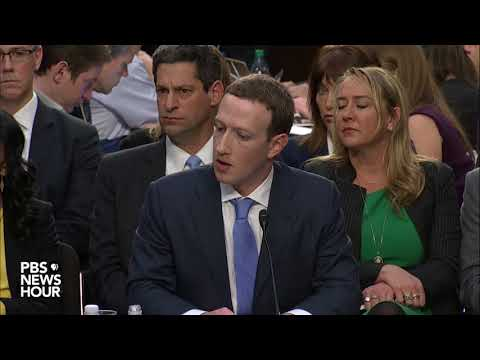 Zuckerberg says he would support lettings users opt-in rather than opt-out of data sharing