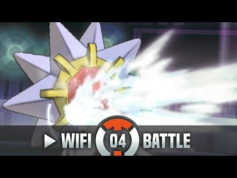► Pokémon Sonne & Mond WiFi Battle [04] - Des Sternches große Stunde