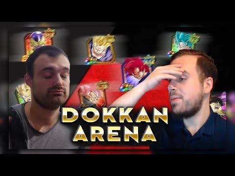 NOUVEAU CONCEPT DOKKAN ARENA VS SNOW | DOKKAN BATTLE FR