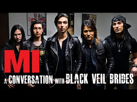 Black Veil Brides Conversation at MI