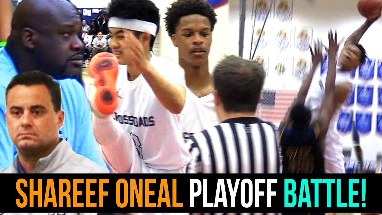 shareef-oneal-vs-7-footer-with-ex-future-college-coach-sean-miller-shaq-watching-xrds-vs-bham