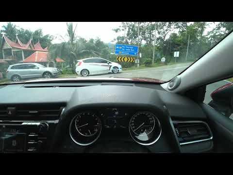 Part 2 Toyota Camry 2019, memang sedaplah bawa | EvoMalaysia.com