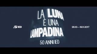 """Exposición """"La luna è una lampadina"""""""