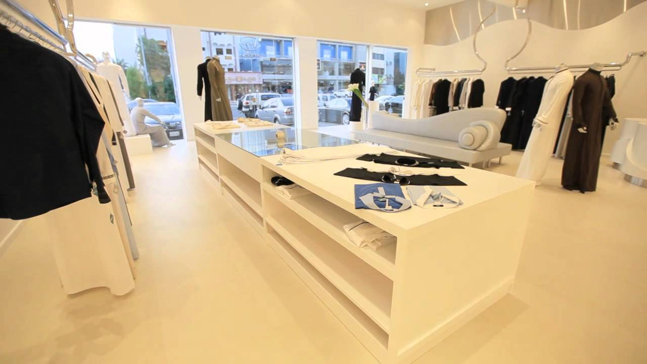 Toby boutique interior design concept youtube for Boutique interior design