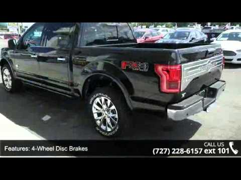 2015 Ford F-150 King Ranch - Walker Ford - Clearwater, FL...