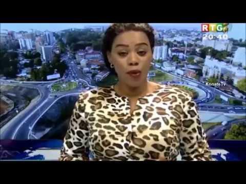 Projet Immobilier en Guinée - Visite de L'Ambassadeur des Etats-Unis