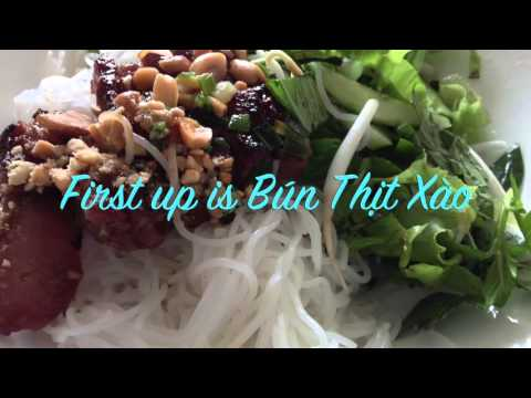 Vietnamese Traditional Food