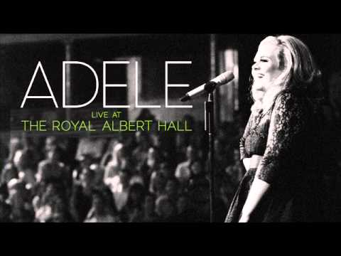 """Download Adele - Rolling In The Deep """" Live At The Royal Albert Hall """" ( Audio )"""