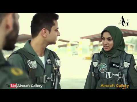 Tribute to the Women Serving in Pakistan Air Force 2017 ||MUST WATCH