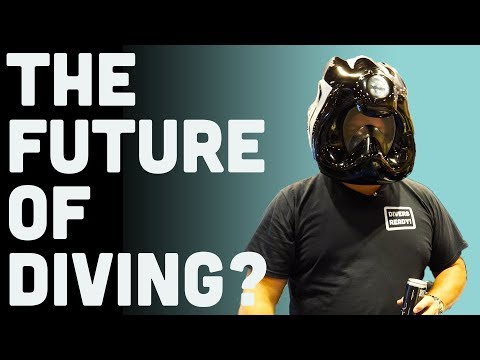 DEMA SHOW 2019: The One New Scuba Gear Everyone Is Talking About!