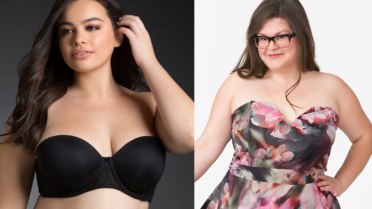 228f6621f90a9 We Tested Strapless Bras With Our Big Boobs And Here's How They Looked