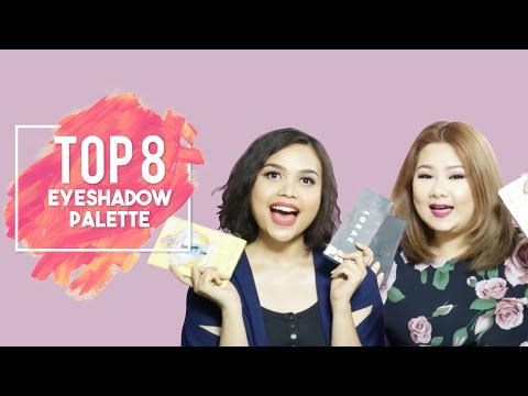 Top 8 Best Eyeshadow Palette