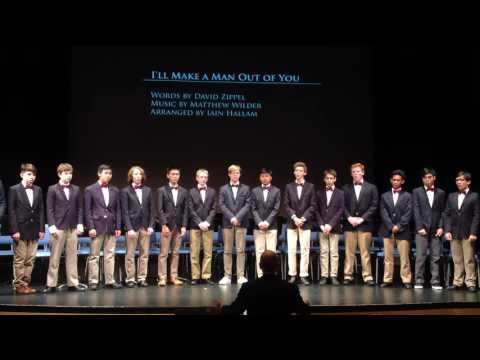 Stuart Hall High School A Cappella Concert