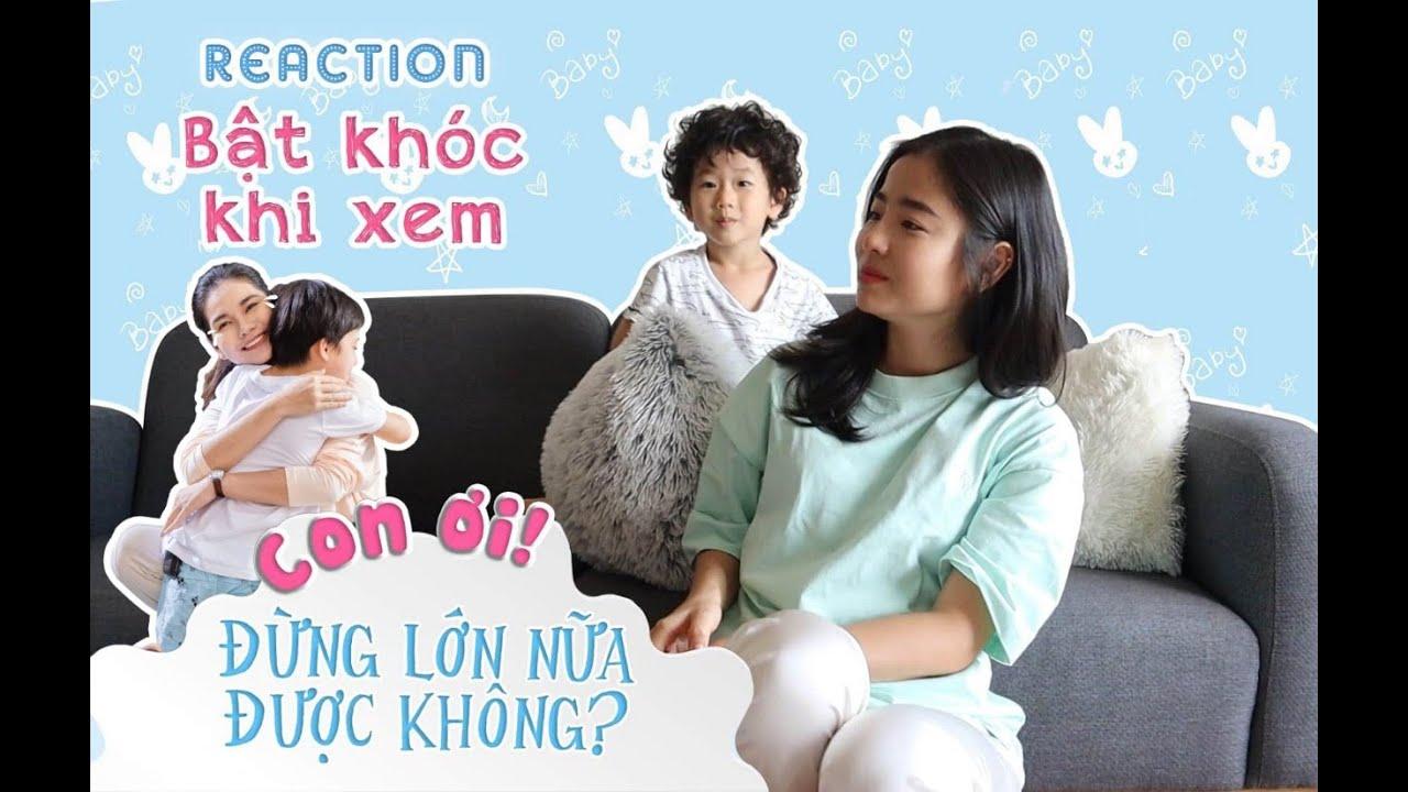 CHUYỆN NHÀ ĐẬU | Vlog 37 - Ngày chủ nhật của mẹ con Đậu - cùng xem 1 video ý nghĩa