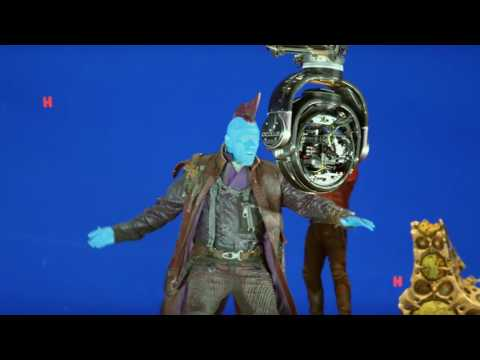 GUARDIANS OF THE GALAXY VOL  2 B roll Part 2   Behind The Scenes 2017 Chris Pr