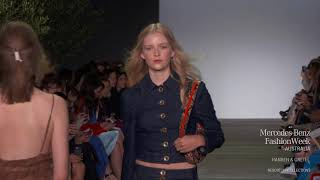 HANSEN & GRETEL MERCEDES-BENZ FASHION WEEK AUSTRALIA RESORT 19 COLLECTIONS