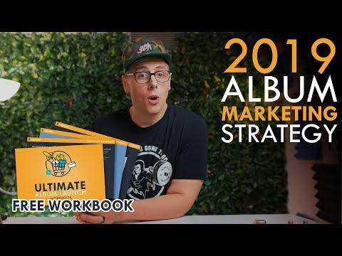 How To RELEASE an Album (That Fans Actually Buy) | MUSIC MARKETING