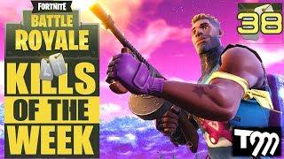 Fortnite Battle Royale - Top 10 Kills of the Week #38 (Best Fortnite Kills)