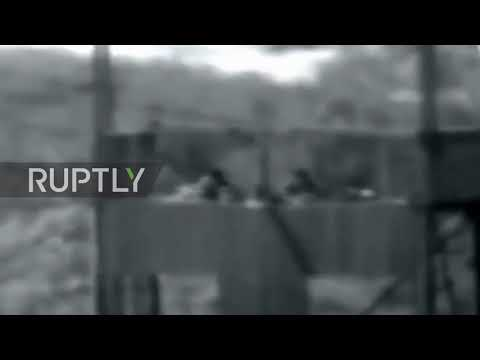 Israel: IDF shell border post after coming under fire from Hamas