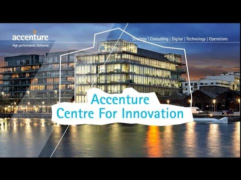 Careers at our Centre for Innovation, Dublin | Accenture Ireland