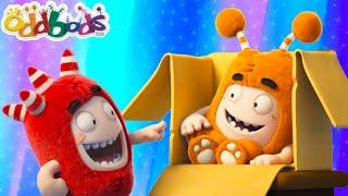 Permainan Petak Umpet | Oddbods | BARU | Kartun Lucu Untuk Anak