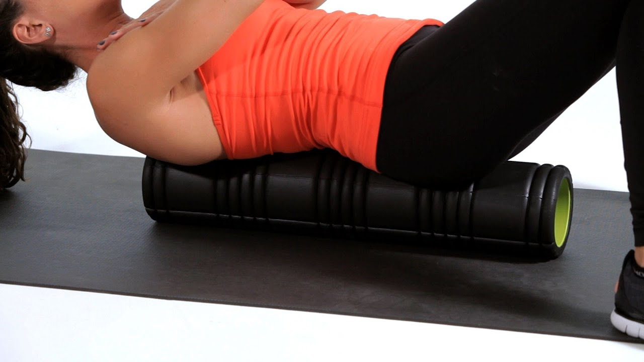 3 Ways To Use A Foam Roller More Effectively