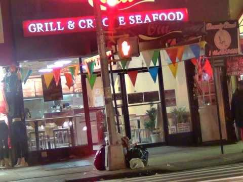 Oui Grill & Creole Sea Food Haitian-American Restaurant in Brooklyn