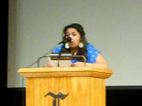 Mt Tabor Middle School Opening Speech