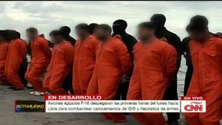ISIS decapita a decenas de cristianos egipcios thumbnail