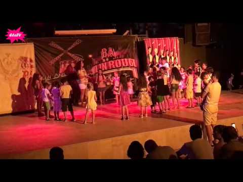Richmond Ephesus Resort mini club disco elatv ( I Am The Music Man )
