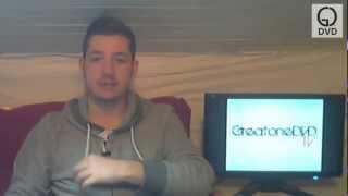GreatoneDVD TV #6 (Die Show über Wrestling, Filme und Mehr) (25.11.12) (Deutsch/German)