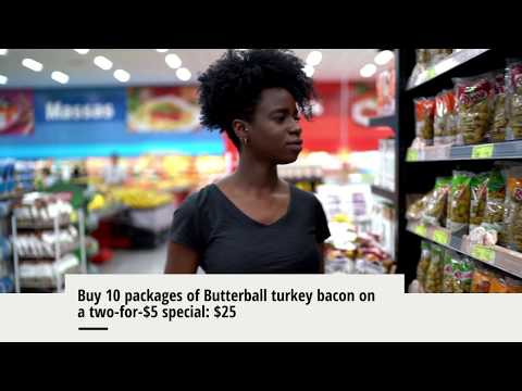 An Example of Extreme Couponing | ZERO Cost Shopping