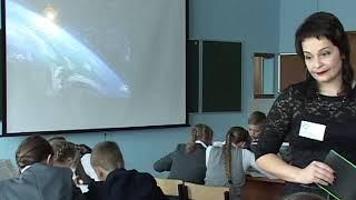 Урок русского языка - 6 класс ( Маханова Л. В.)