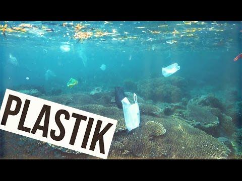 Verschmutzung Der Meere Durch Plastik