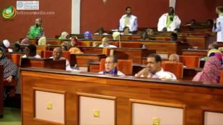 اعتراض نواب تواصل على تقرير لجنة العدل و الداخلية حول التعديلات الدستورية
